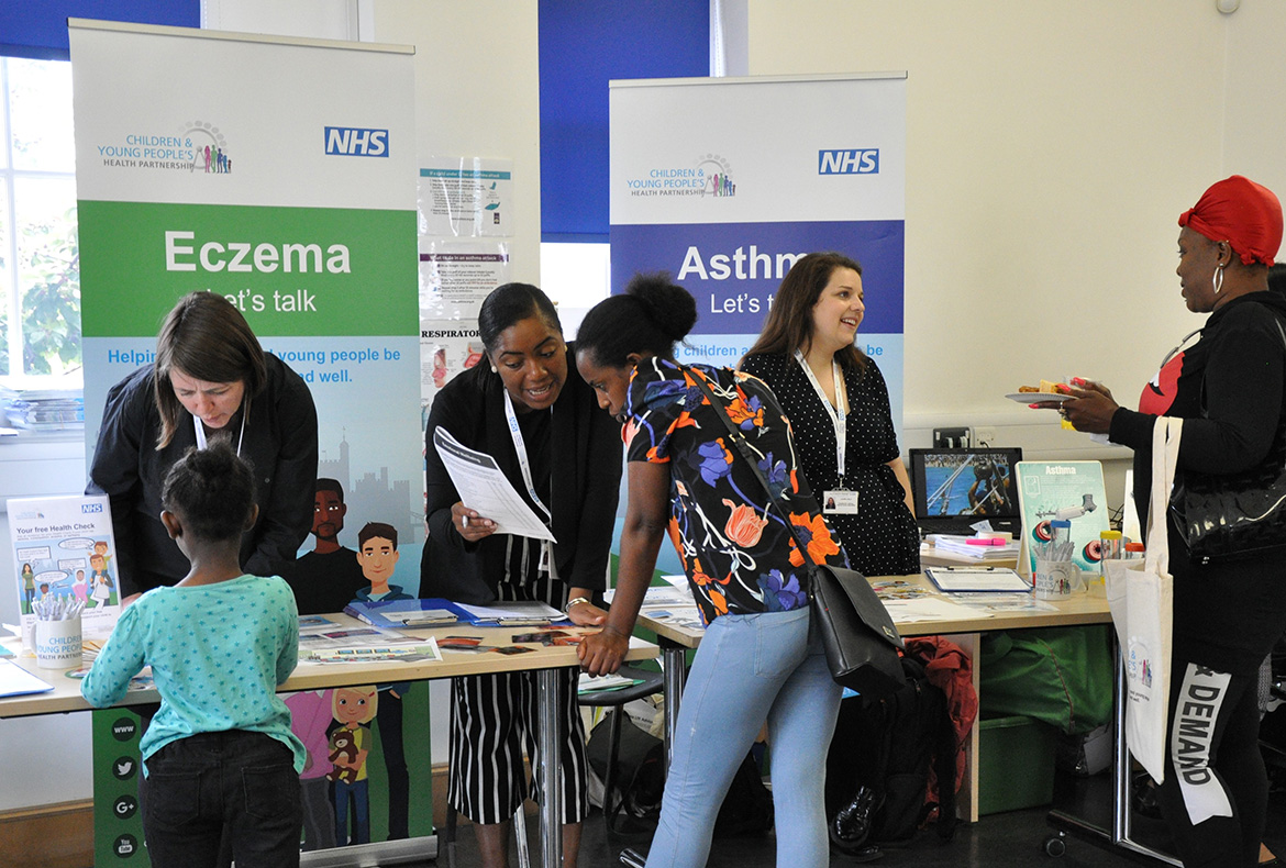 2018 05 30 Healthwatch Lambeth event3