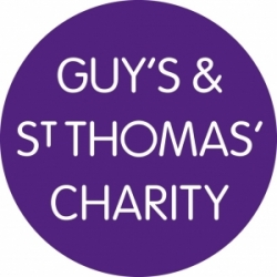 Guy's & St Thomas' Charity Logo
