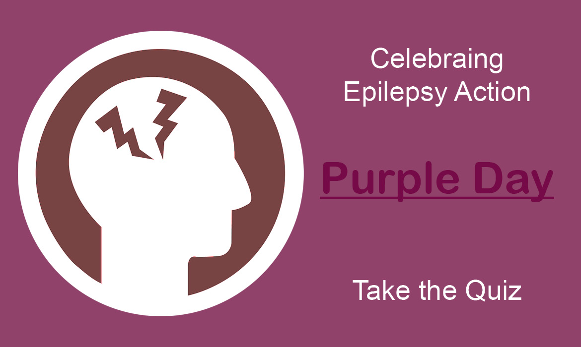 2019 Epilepsy Action Purple Day