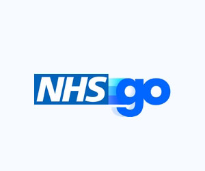 health logo NHS Go