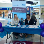 Epilepsy Awareness Week 2018 stall